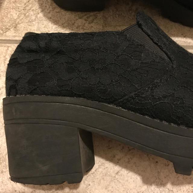 Nuovo(ヌォーボ)の厚底靴 レディースの靴/シューズ(ローファー/革靴)の商品写真