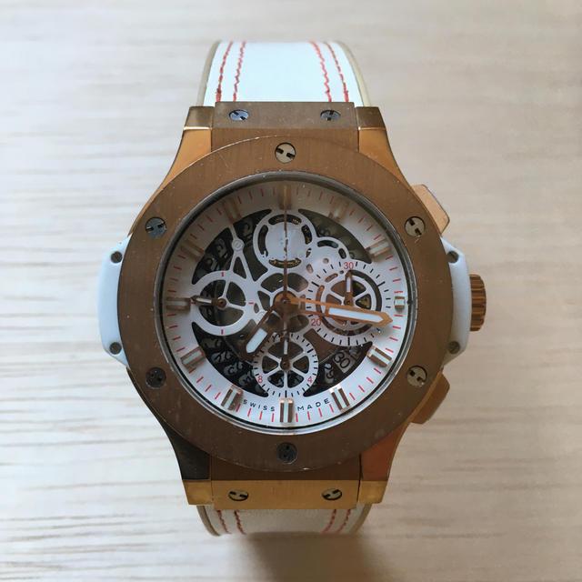 IWC 時計 スーパー コピー 銀座店 / HUBLOT - 腕時計 HUBLOTの通販 by TAROU's