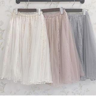 evelyn - アンミール レーススカート
