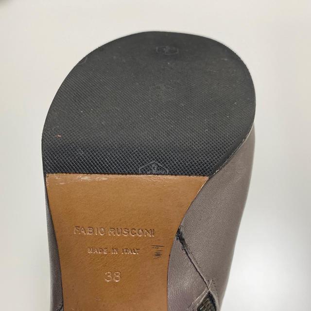 FABIO RUSCONI(ファビオルスコーニ)のFABIO RUSCONI ショートブーツ レディースの靴/シューズ(ブーティ)の商品写真