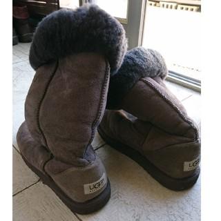 UGG - UGG ブーツ CLASSIC TALL 5815 W7
