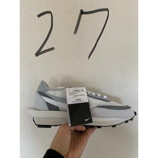 NIKE - Nike LDWAFFLE SACAI 27