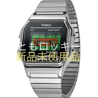 Supreme - シュプリーム  タイメックス supreme timex シルバー 腕時計