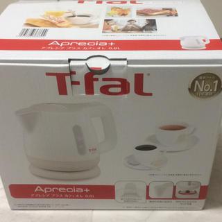 T-fal - 電気ポット T-fal アプレシア プラス カフェオレ 0.8L