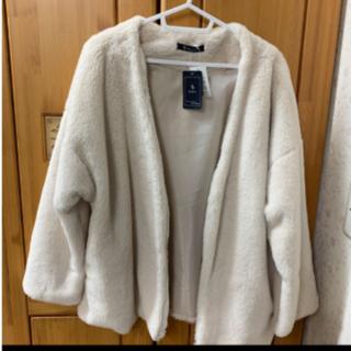 ZARA - 未使用ファーコート♡