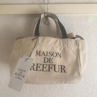 メゾンドリーファー(Maison de Reefur)のメゾンドリーファー ミニトートバッグ(トートバッグ)
