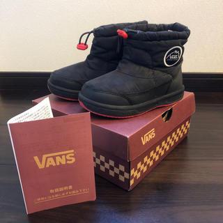 VANS - VANS スノーブーツ 18cm