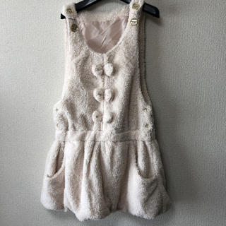 アンクルージュ(Ank Rouge)の新品☆Ank Rouge サロペットスカート(サロペット/オーバーオール)
