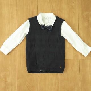 エイチアンドエム(H&M)の【H&M】男の子90 フォーマル3点セット(ドレス/フォーマル)