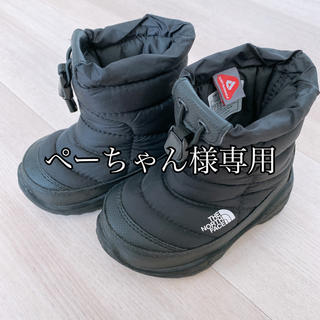 ザノースフェイス(THE NORTH FACE)のぺーちゃん様専用(ブーツ)