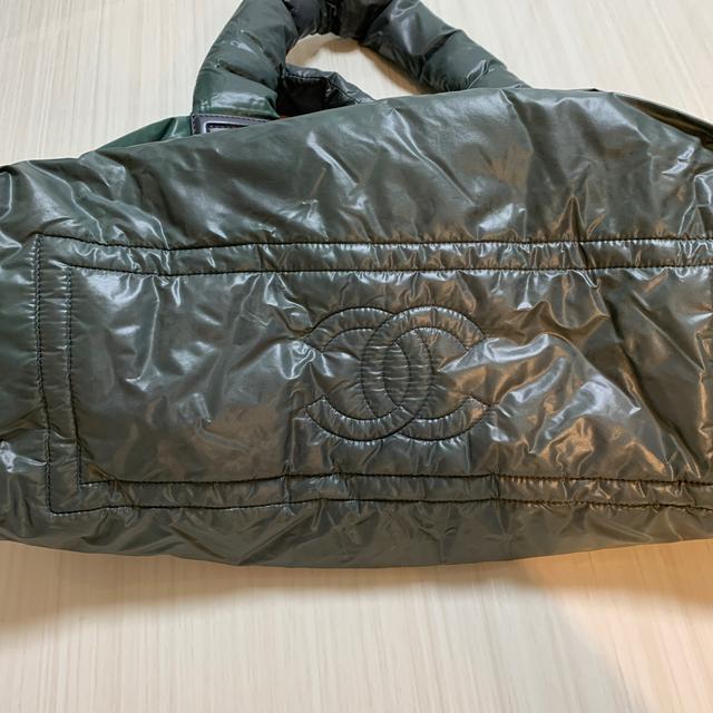 CHANEL(シャネル)の再値下げ  シャネルコココクーン トートバッグ レディースのバッグ(トートバッグ)の商品写真