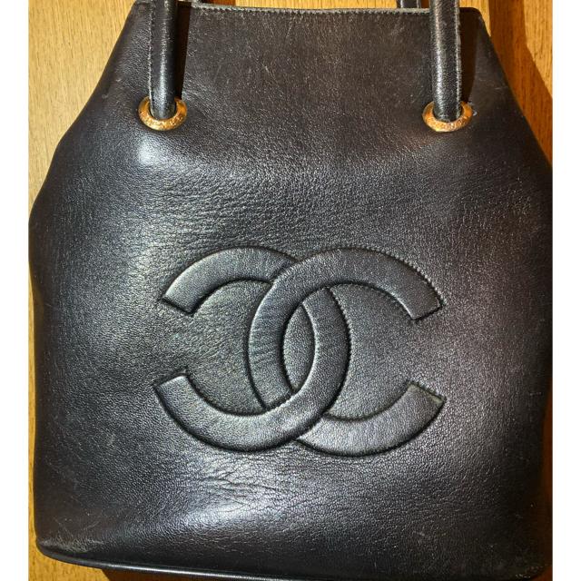 CHANEL(シャネル)のCHANEL シャネル トートバック ハンドバック レディースのバッグ(トートバッグ)の商品写真