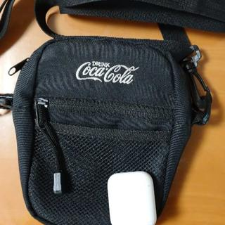 コカコーラ(コカ・コーラ)のコカ・コーラ ショルダーバッグ(日用品/生活雑貨)