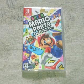 Nintendo Switch - スーパーマリオパーティ switch 任天堂 ソフトのみ
