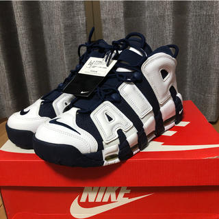 NIKE - NIKE Air More Uptempo モアテン オリンピック