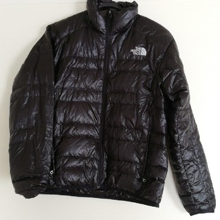 THE NORTH FACE - THE NORTH FACE ダウン74% 黒