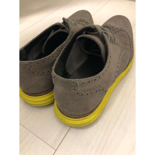 Cole Haan(コールハーン)のCole Haan レースアップシューズ ヌバックレザー ウィングチップ  メンズの靴/シューズ(ドレス/ビジネス)の商品写真