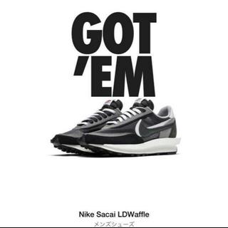 NIKE - 28cm Nike x sacai LDWaffle ワッフル サカイ