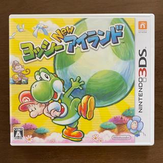 ニンテンドー3DS - ヨッシー New アイランド 3DS 中古