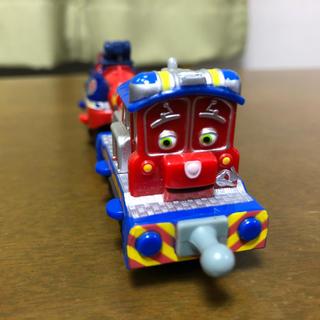 トミー(TOMMY)のチャギントン  ダイキャスト(電車のおもちゃ/車)