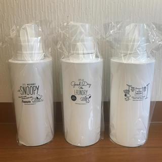 スヌーピー(SNOOPY)のスヌーピー 洗濯洗剤 詰め替えボトル 特大(洗剤/柔軟剤)
