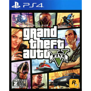 PlayStation4 - GTA5 PS4版