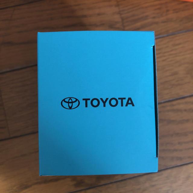 トヨタ(トヨタ)のTOYOTA(トヨタ)RAIZE(ライズ)プルバックミニカー青黒ツートンカラー エンタメ/ホビーのおもちゃ/ぬいぐるみ(ミニカー)の商品写真