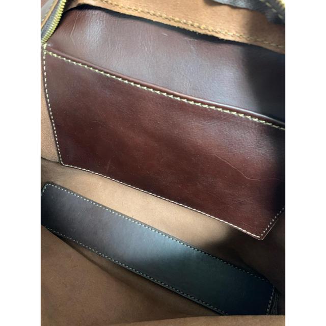 HERZ(ヘルツ)の【ほぼ未使用】Organ(オルガン) トートバッグ Mサイズ メンズのバッグ(トートバッグ)の商品写真