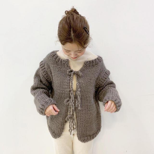 Kastane(カスタネ)のはなさん専用☺︎ レディースのトップス(ニット/セーター)の商品写真