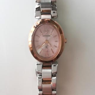 CITIZEN - シチズン クロスシー 腕時計 レディース ソーラー