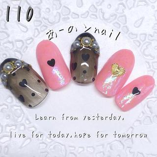 送料&カラー変更1色無料«110»ジェルネイルチップ♡*゜(つけ爪/ネイルチップ)