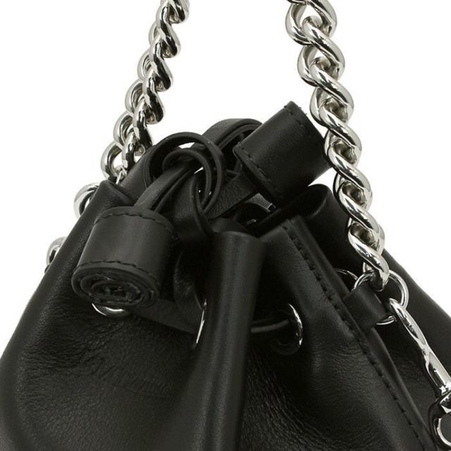 J&M DAVIDSON(ジェイアンドエムデヴィッドソン)の完売 正規品 J&M davidson フリンジ カーニバルミニ ブラック レディースのバッグ(ショルダーバッグ)の商品写真