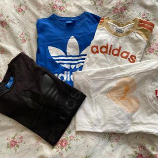 adidas - Tシャツ4点☆adidas PUMA