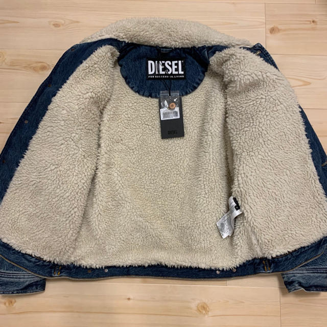 DIESEL(ディーゼル)のs-shop様専用 Diesel ディーゼル D-RESKY デニムジャケット メンズのジャケット/アウター(Gジャン/デニムジャケット)の商品写真