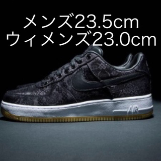 NIKE - 海外正規  NIKE CLOT fragment air force 1