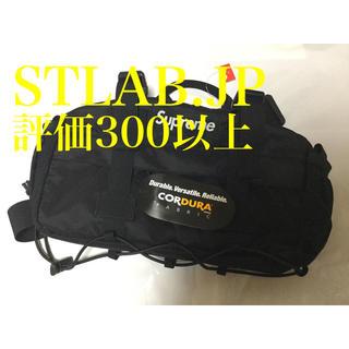シュプリーム(Supreme)の黒 19AW Supreme Waist Bag ウエスト バッグ(ウエストポーチ)