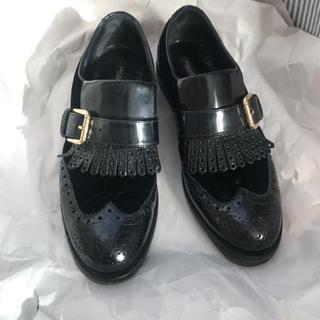 ドゥロワー(Drawer)のニーマンマーカス 購入 DOLCE&GABBANA ローファー(ローファー/革靴)