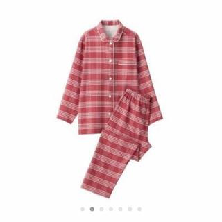 MUJI (無印良品) - 無印良品 フランネルパジャマ