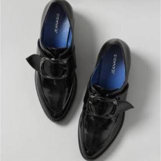 ジーナシス(JEANASIS)のJEANASIS バックルベルトローファー(ローファー/革靴)
