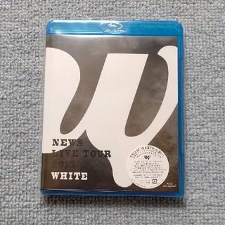 NEWS - NEWS LIVE TOUR 2015 WHITE Blu-ray 通常盤