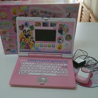 BANDAI - 【美品】ディズニー ワンダフルスイートパソコン+アダプター