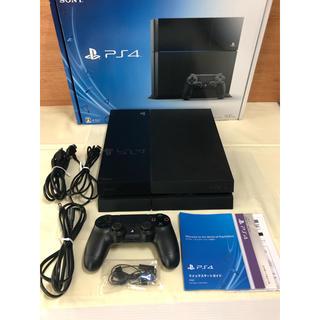 PlayStation4 - PS4 本体 ブラック