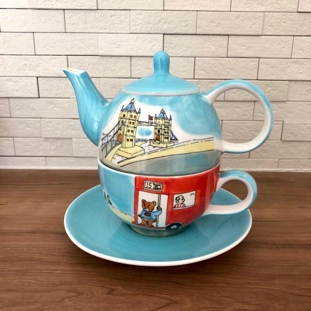WEDGWOOD(ウェッジウッド)のWHITTARD ティーセット インテリア/住まい/日用品のキッチン/食器(食器)の商品写真