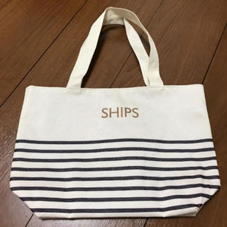SHIPS - トートバッグ