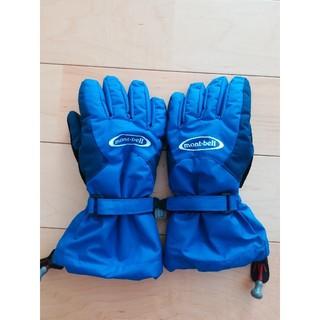モンベル(mont bell)のモンベル サーマルグローブ キッズ 手袋 サイズ7-9 防水 新品未使用(手袋)
