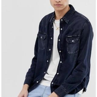 Calvin Klein - カルバンクライン デニムシャツ