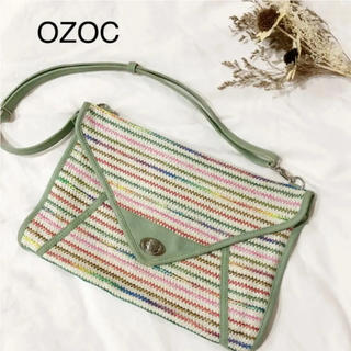オゾック(OZOC)のOZOCバッグ(クラッチバッグ)