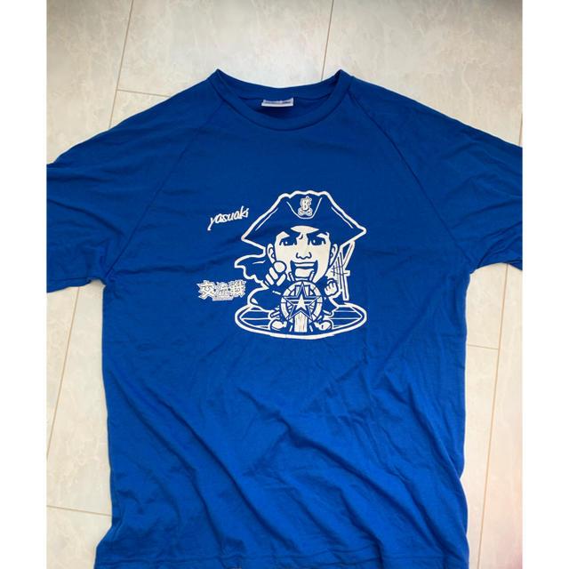 横浜DeNAベイスターズ(ヨコハマディーエヌエーベイスターズ)のDeNAベイスターズ 交流戦Tシャツ メンズのトップス(Tシャツ/カットソー(半袖/袖なし))の商品写真
