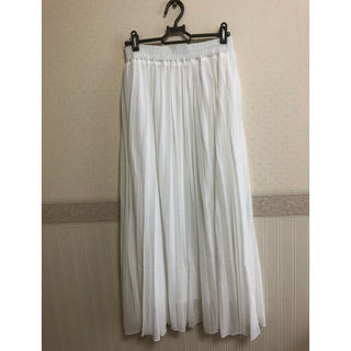 グレイル(GRL)のプリーツスカート(ロングスカート)