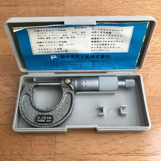 マイクロメーター NSK(工具)